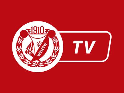 Widzew TV: Przygotowania do meczu z Gryfem
