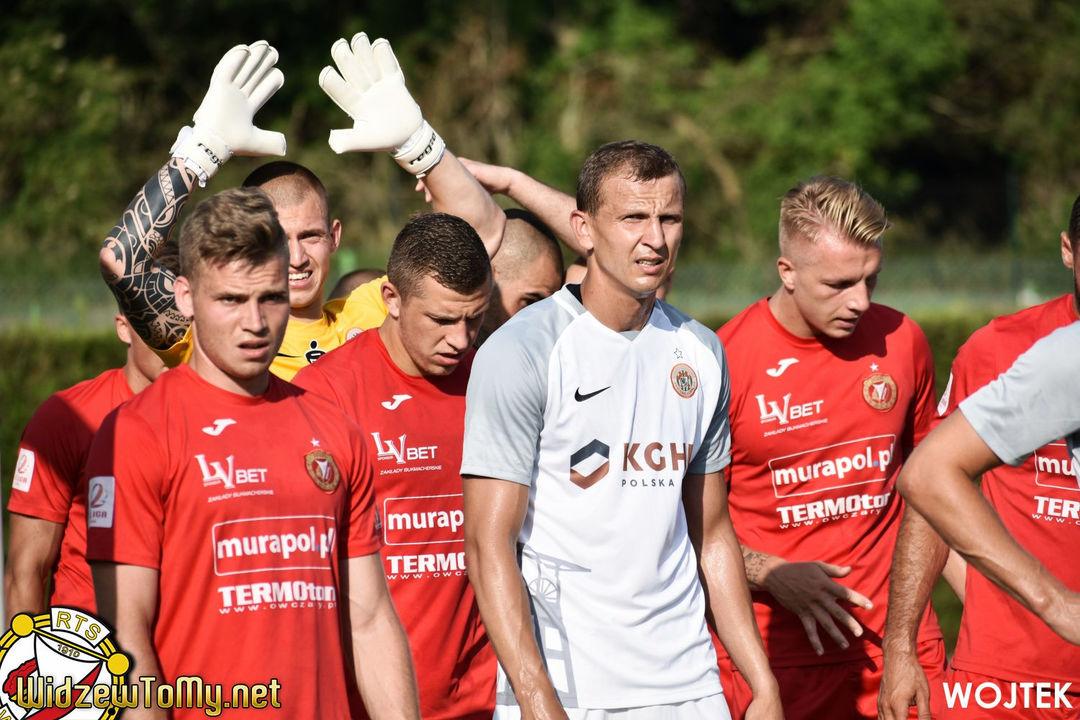 Widzewiacy zagrają z zespołem z Czech