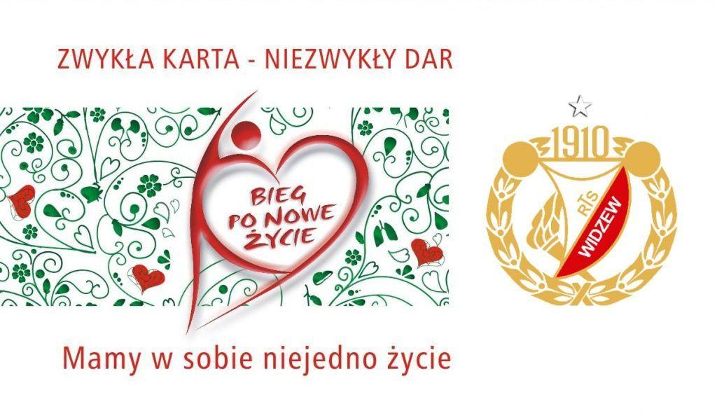 Widzew Łódź dołącza do akcji Zwykła karta – Niezwykły dar