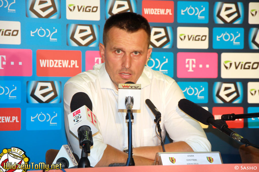 Coraz głośniej o zmianie trenera. Były rozmowy z Ojrzyńskim!