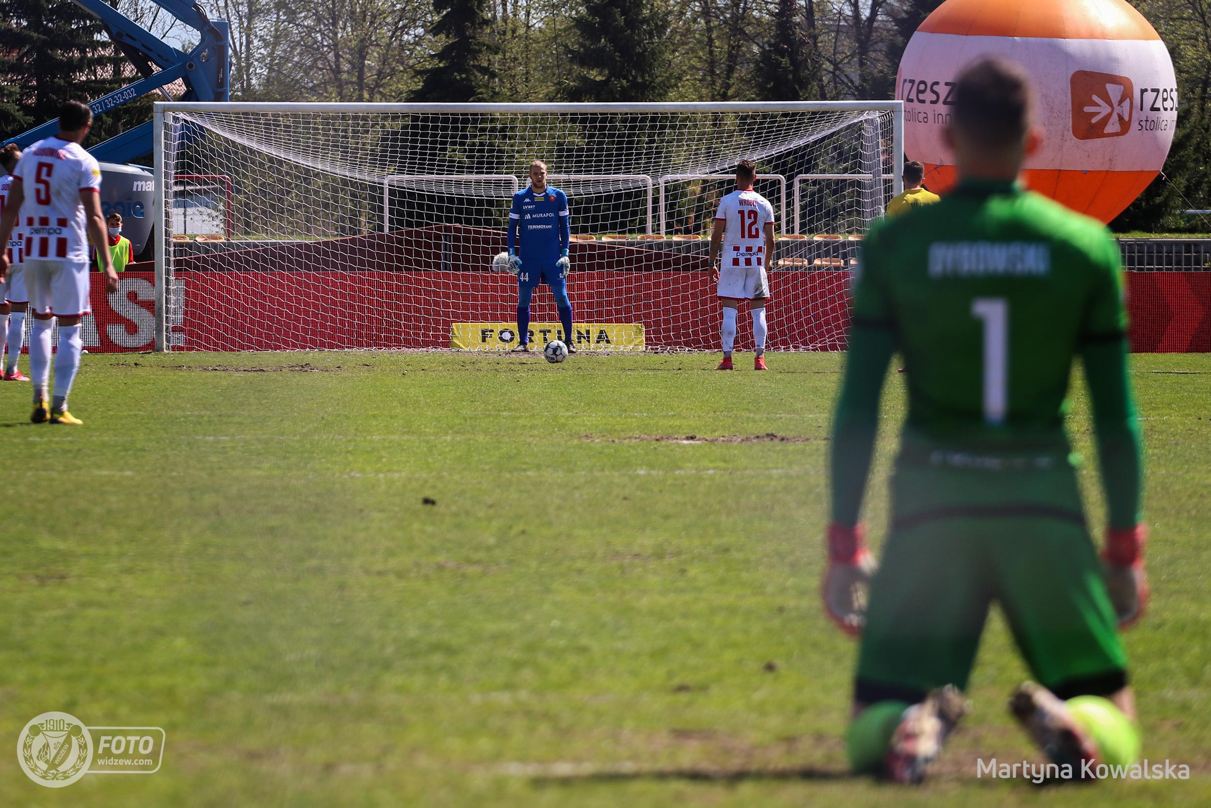 Statystyki po 29. kolejce Fortuna 1 Ligi: Pierwsza obroniona jedenastka