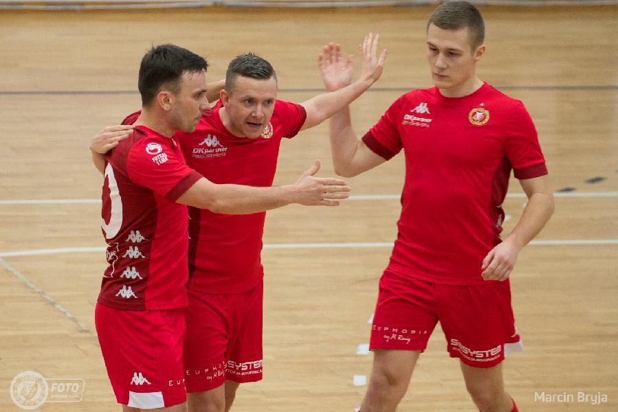 Widzew Łódź rozpoczyna walkę w I lidze futsalu